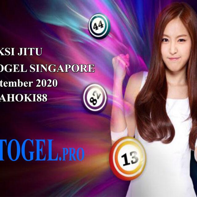 Prediksi Togel Singapore Rabu 09 September 2020