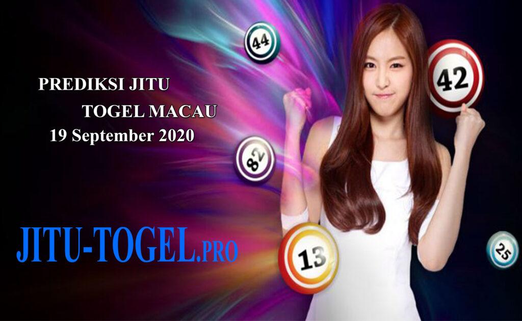 Prediksi Togel Macau Sabtu 19 September 2020