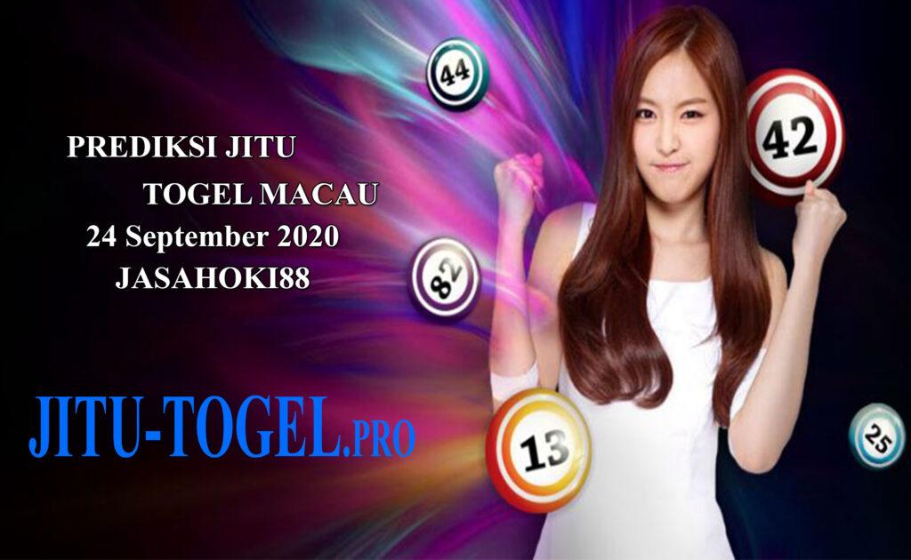 Prediksi Togel Macau Kamis 24 September 2020