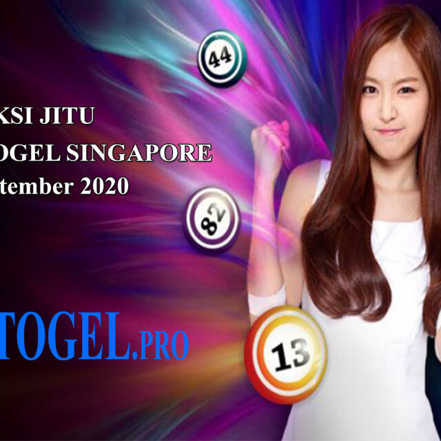 Prediksi Togel Singapore Sabtu 19 September 2020